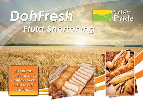 DohFresh Fluid Bread Shortening